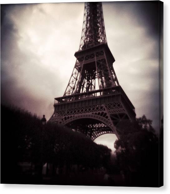 Paris Dream Canvas Print