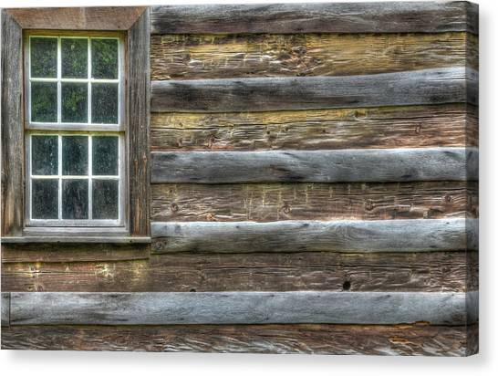 Patriot Canvas Print by Mary Anne Baker