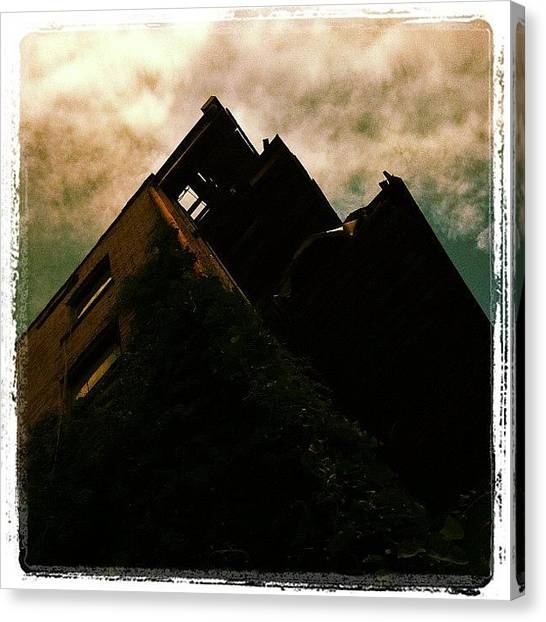 Maryland Canvas Print - personalities, Like Buildings, Have by Jason Miller