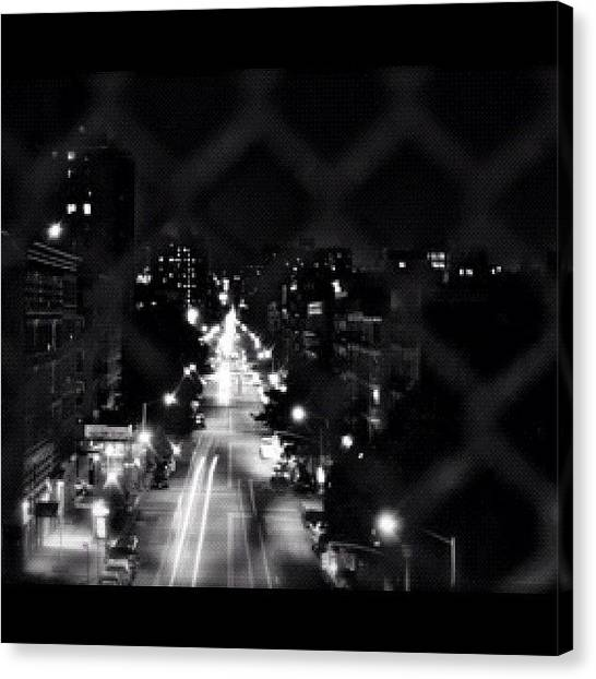 Harlem Canvas Print - #photography #blackandwhite by Game Changer
