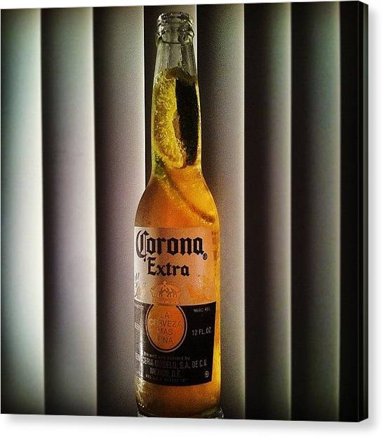 Limes Canvas Print - Photoshoot With A Corona? Why Not. #art by Loghan Call