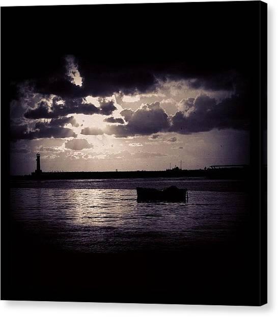 Turkish Canvas Print - #picoftheday #photooftheday #bw by Ozan Goren