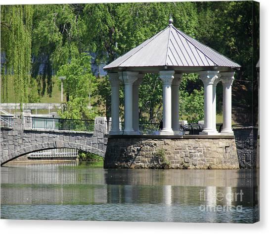 Piedmont Park Canvas Print