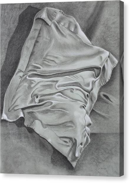 Pillow Talk Canvas Print