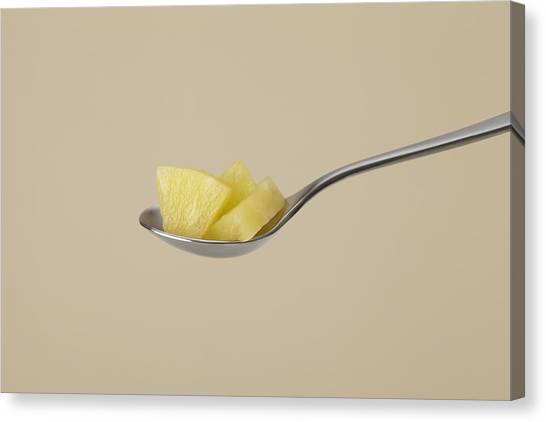 Pineapples Canvas Print - Pineapple by James And James