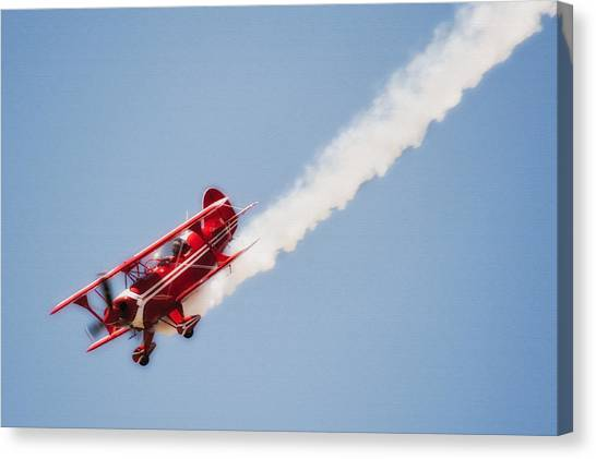 Pitts Special 2 Canvas Print