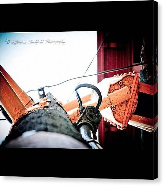 Stoplights Canvas Print - #pkush #stoplight by Mr Kushfield