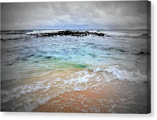 Poipu Kauai Canvas Print