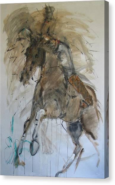 Polo 1 Canvas Print