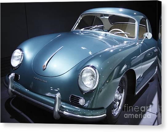 Porsche Museum 4 Canvas Print