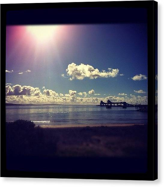 Mac Canvas Print - Port Lincoln South Australia by Kay Mac
