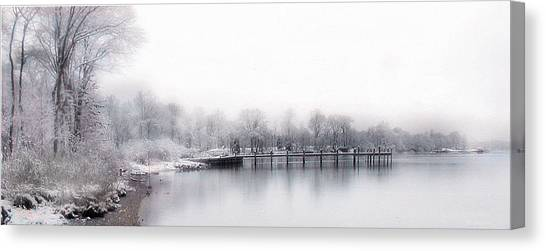 Port Tobacco River Canvas Print