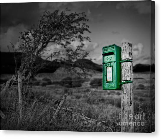Post Box Photograph By Key Media Photography