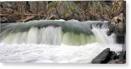 Power Canvas Print by JC Findley