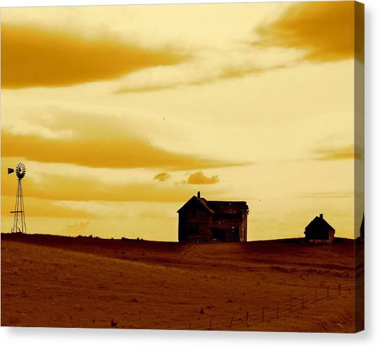 Prairie Memories Canvas Print