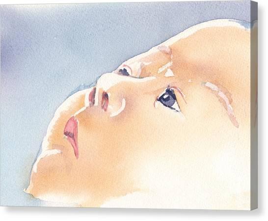 Precious Calm Canvas Print