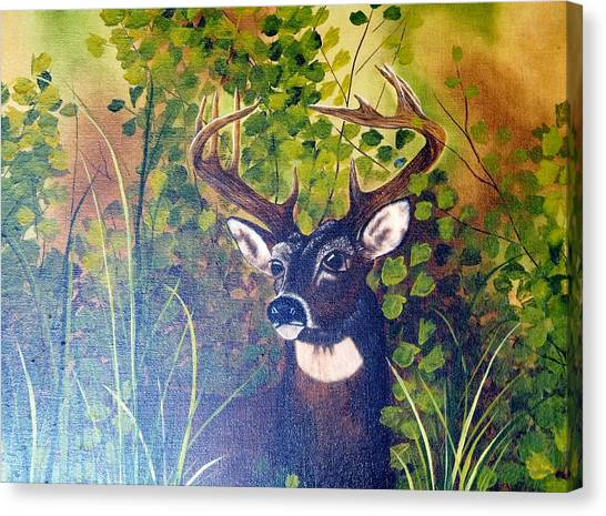Pride Canvas Print by Mary Matherne