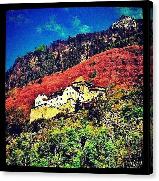 Kings Canvas Print - Prince's Castle by Soda Love