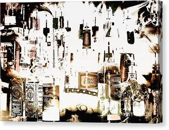 Prohibition  Era Canvas Print