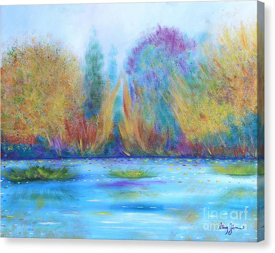 Pure Harmony Canvas Print