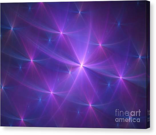 Purple Dreams Canvas Print