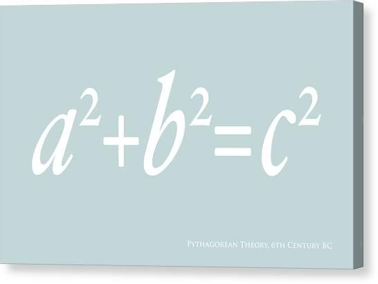 Mathematics Canvas Prints | Fine Art America