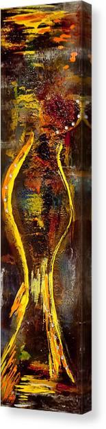Queen Of He-art Canvas Print