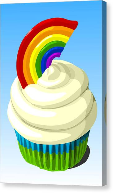 Cupcake Canvas Prints (Page #22 of 109) | Fine Art America