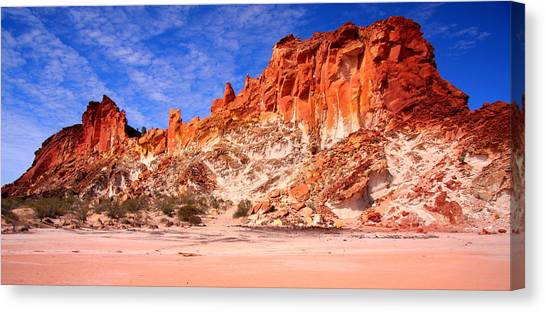 Rainbow Valley Canvas Print