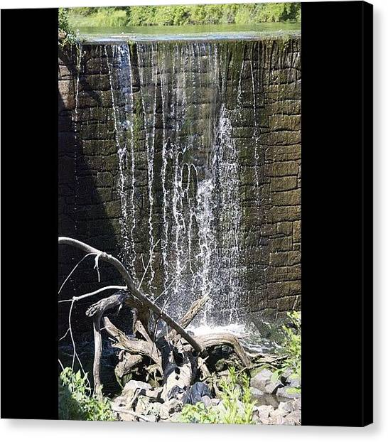 Kings Canvas Print - #randomfind In Food Ol #newjersey by Cai King-Young