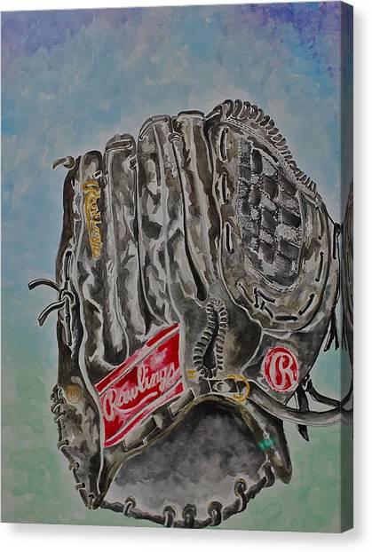 Rbg 36 B Ken Griffey Jr. Canvas Print