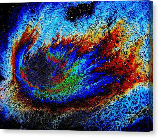 Re-entry Canvas Print