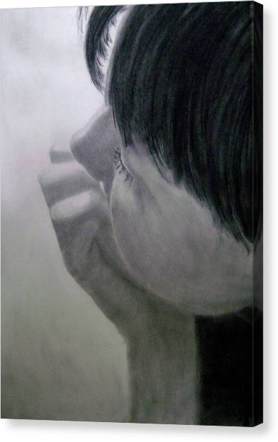 Realization Canvas Print