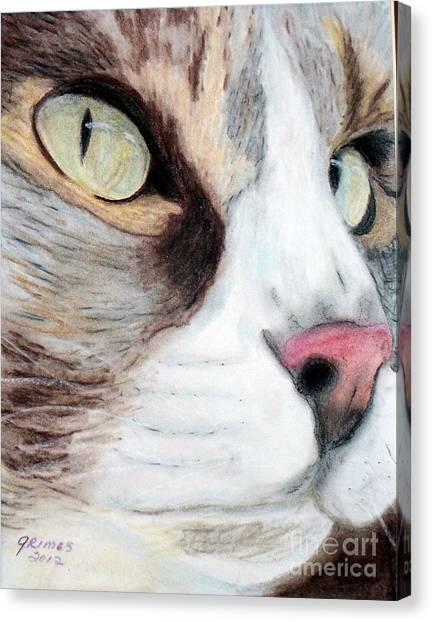 Really Intense Canvas Print