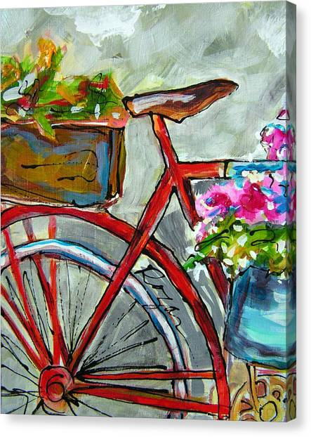 Recycle 1 Canvas Print
