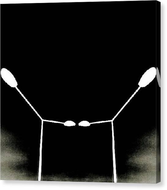 Australian Canvas Print - #reedit by Suleyman Aydin