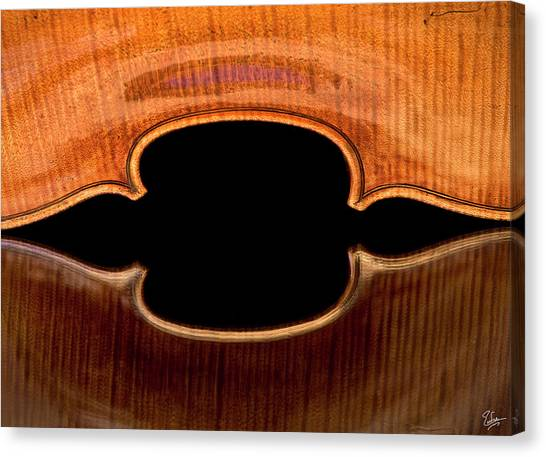 Reflected Corners Canvas Print