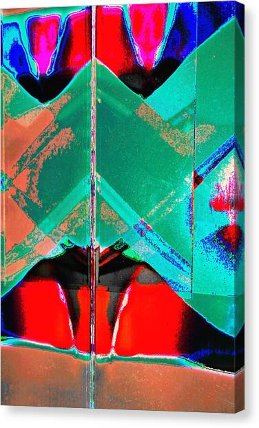 Respiration #9 Canvas Print
