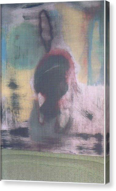 Resurrection Canvas Print by Harry  Nash
