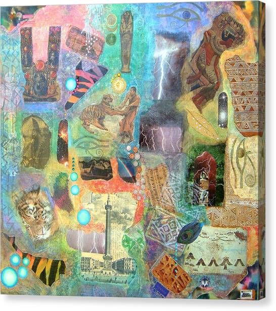 Rich Beyond Compare Canvas Print by Jennifer Baird