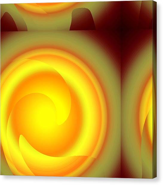 Rinds Canvas Print