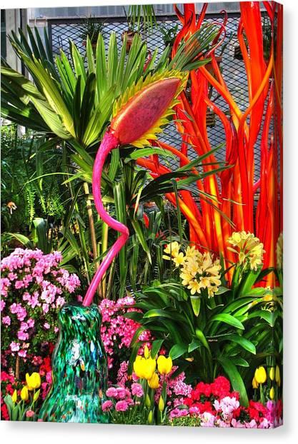 Riotous Color Canvas Print by Chris Anderson