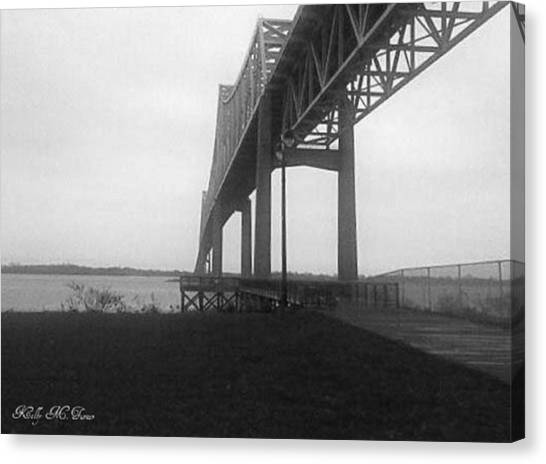 Riverfront Canvas Print