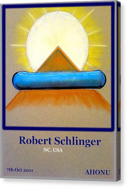 Robert Schlinger Canvas Print