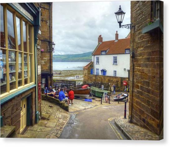 Robin Hood's Bay Canvas Print