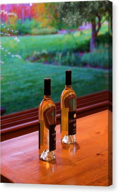 Roblar Winery Canvas Print