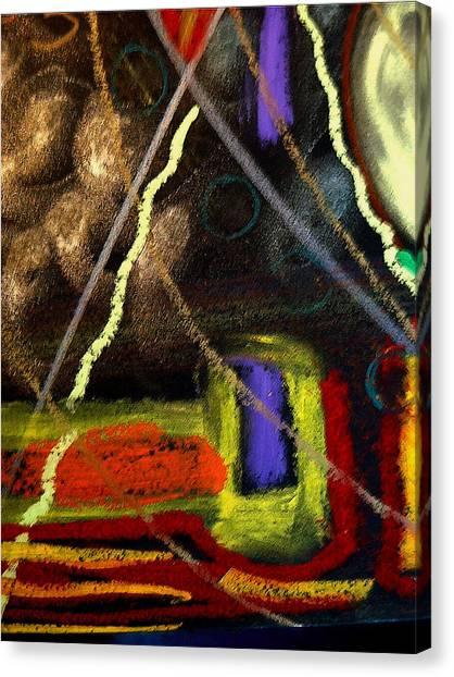 Sacred Kiva Two Canvas Print