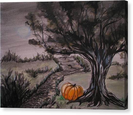 Samhain Canvas Print