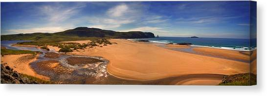 Sandwood Bay Canvas Print