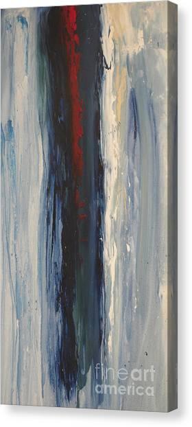 Canvas Print - Sanguine Deep II by Silvie Kendall